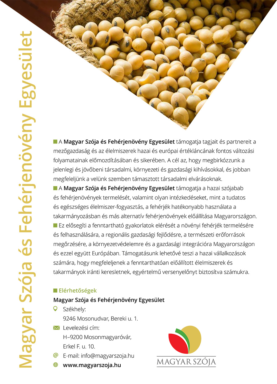 Magyar Szója kiadvány 4