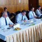 Amerikai–magyar szója találkozó az Agrárminisztériumban